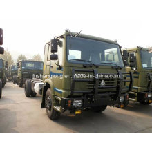 China 4X4 Cargo Truck (Chassis)